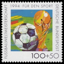 World Cup Stamp