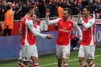 Arsenal Celebration