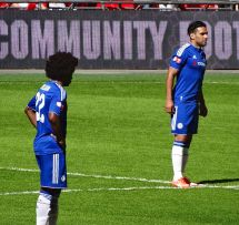 Falcao and Willian
