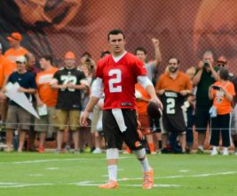 Johnny Manziel 2014