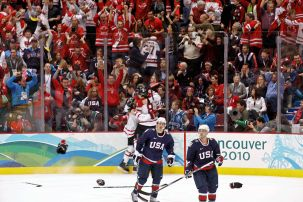 USA Canada 2010 Gold Medal Game
