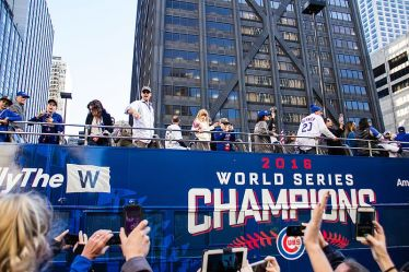 Cubs Victory Parade